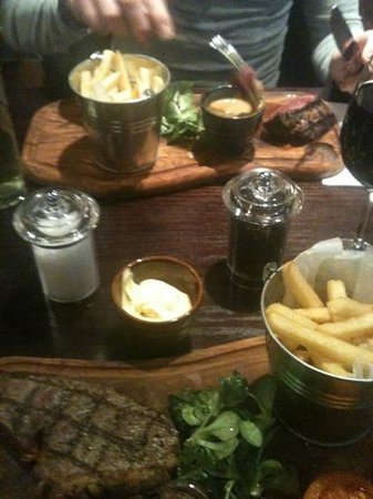Middletons Steakhouse & Grill