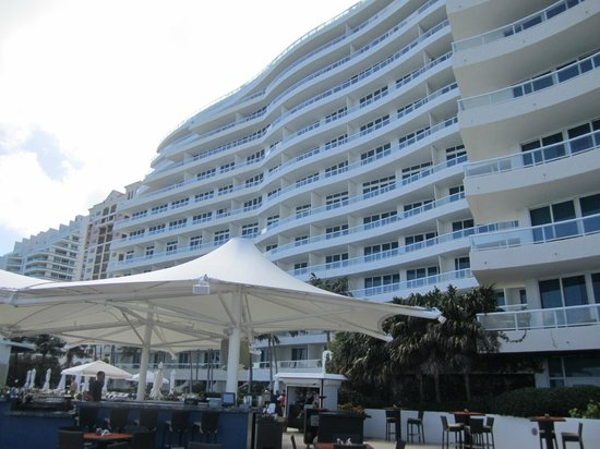 The Ritz-Carlton, Fort Lauderdale: Inspired by a cruise ship