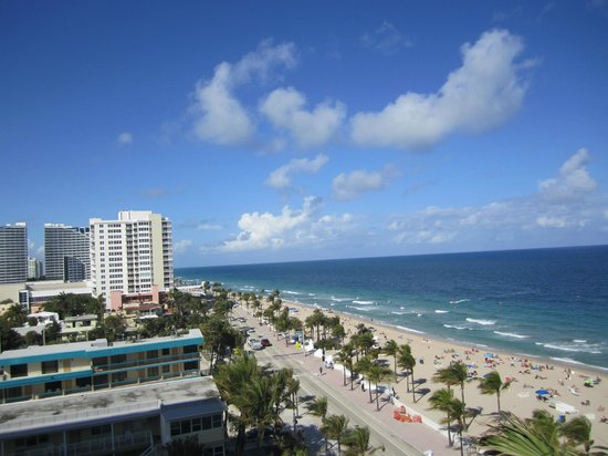 The Ritz-Carlton, Fort Lauderdale: View from a room