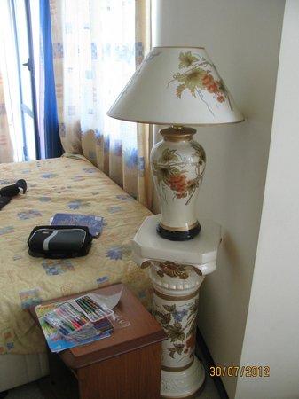 Hotel Evridika: номер