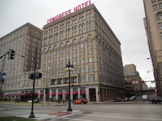 The Congress Plaza Hotel and Convention Center:                   Congress Plaza Hotel
