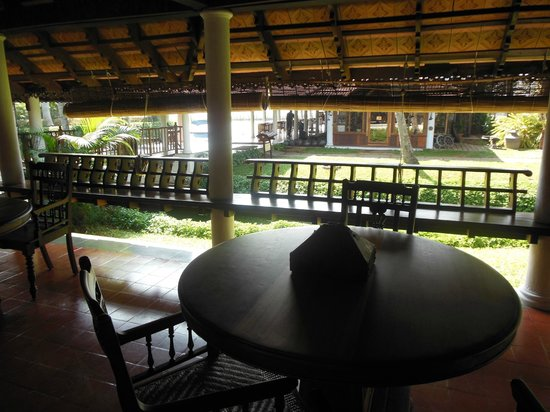 Kumarakom Lake Resort:                                     klr