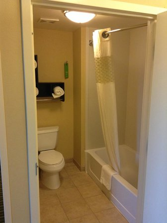 Hampton Inn & Suites Thousand Oaks:                   Studio suite