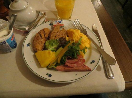 Skaritz Hotel & Residence:                   Frukost