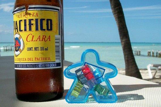 Playa Norte:                   Isla Mujeres