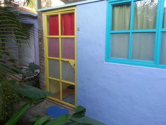 Paraiso Yoga:                   bungalow