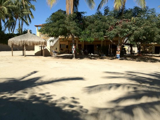 "Club Cabo Inn:                   ""Campground"""