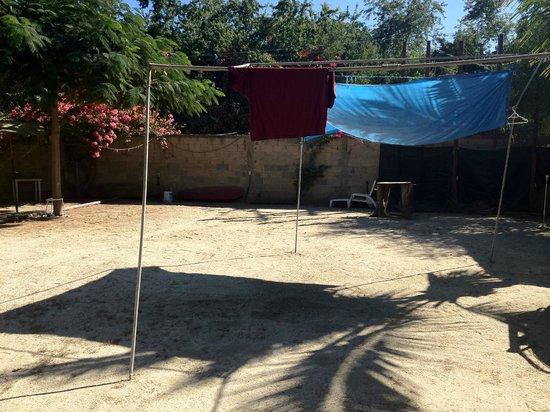 "Club Cabo Inn :                   ""Campground"""