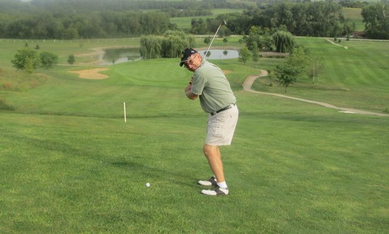 Boarders Inn & Suites Fayette, IA: Big Rock Country Club's 18 hole course