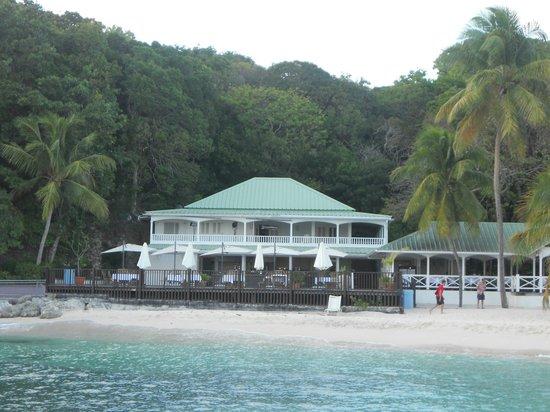 Club Med La Caravelle:                   La Biguine