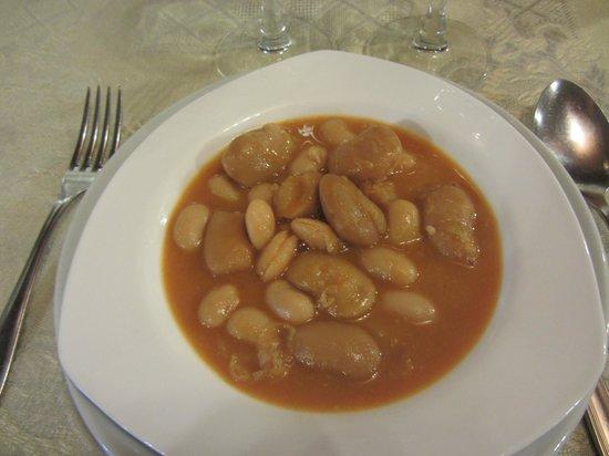 Julià Travel Madrid:                   1st course, lunch