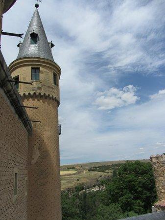 Julià Travel Madrid:                   Castle at Segovia