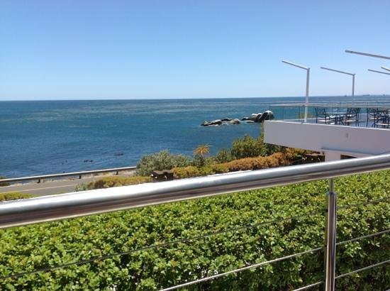 The Twelve Apostles Hotel and Spa:                   Beautiful views from the 12A