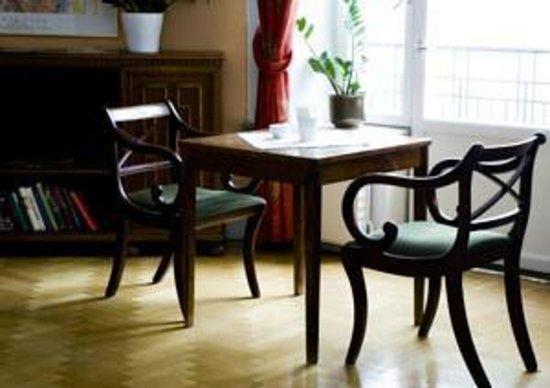 Hotel Stureparken: dining room
