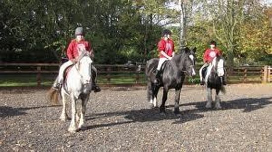 Wythenshawe Park Riding Stables