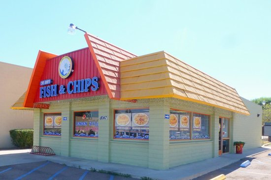 Chef John's Fish & Chips:                                     Chef John's Fish and Chips