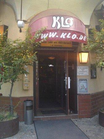 Entrén till Klo.