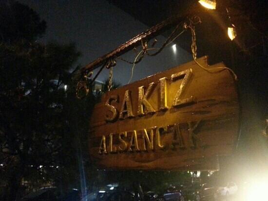 Sakiz Restaurant:                   sakiz