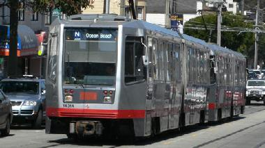 SF Street cars/ Light Rail