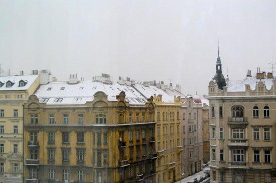 Parkhotel Praha:                                     vista dalla camera