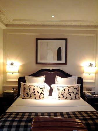 Hotel Keppler:                                     Lovely bed