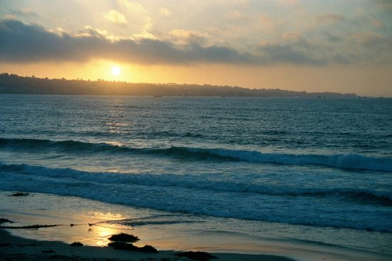 Monterey Tides: Sunset