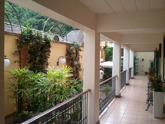 Casa Do Manequinho Hotel:                   imagem externa