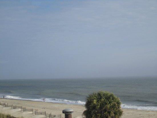 Desoto Beach Hotel: View