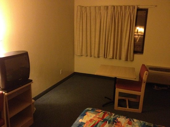 Motel 6 New Haven - Branford: Random empty area