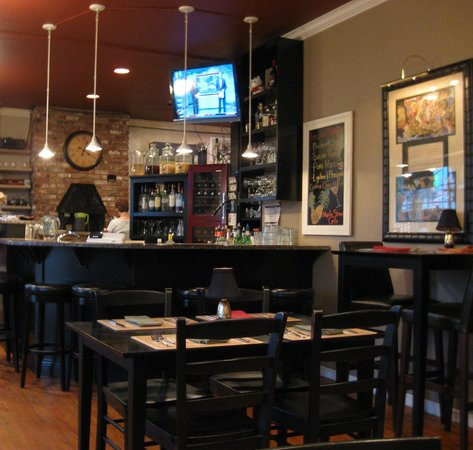 Maple Street Grille : Bar