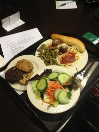 Homewood Suites by Hilton Waco, Texas:                   dinner