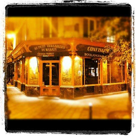 Photo of French Restaurant Au Petit Versailles Du Marais at 27 Rue Francois Miron, Paris 75004, France