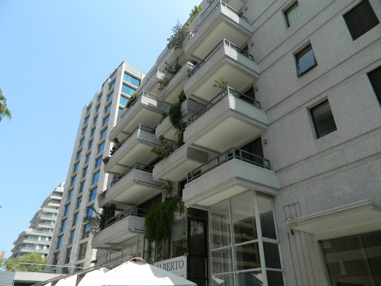 Tempo rent apart hotel desde santiago chile for Appart hotel 37