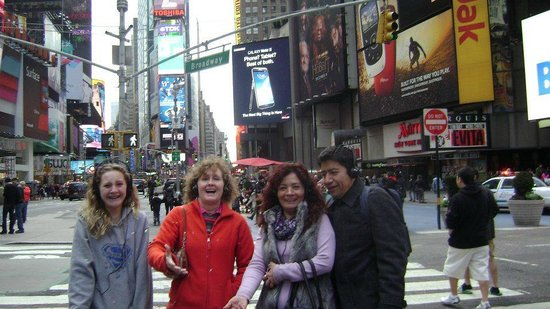Walkin' Broadway: enjoy the tour here