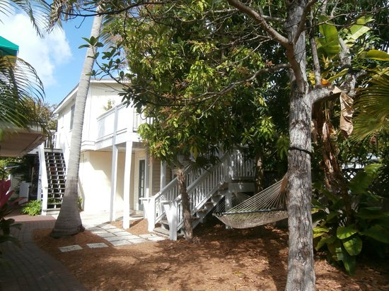 Merlin Guest House Key West: cortile
