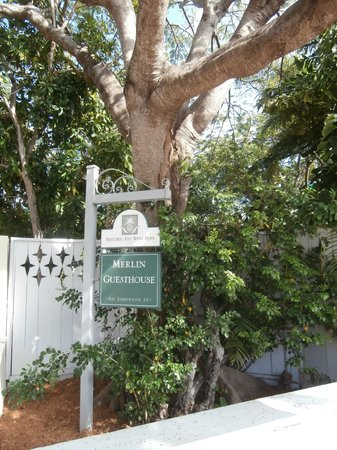 Merlin Guest House Key West: esterno