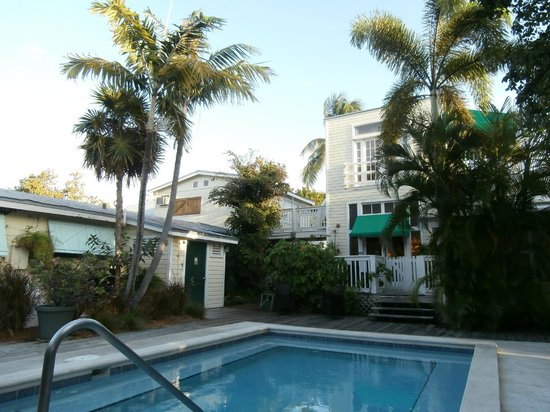 Merlin Guest House Key West: piscina