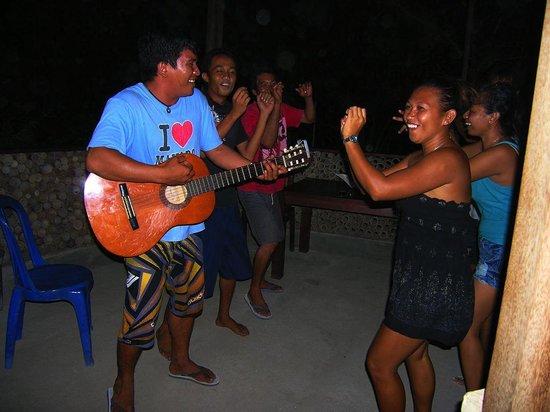 Cakalang Bunaken:                                     Goodbye party