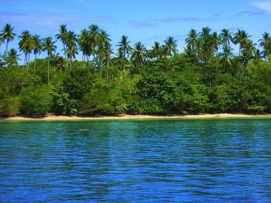 Cakalang Bunaken:                                     Beach