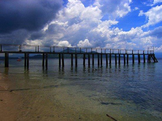 Cakalang Bunaken:                                     Siladen pier