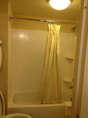 SpringHill Suites by Marriott Pensacola Beach: Bathroom