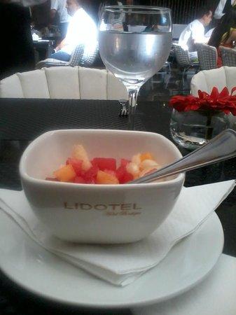 LIDOTEL Hotel Boutique Margarita:                   Desayuno