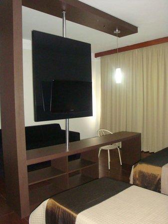 Palace Hotel:                   Suite