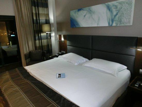 Eurostars Das Letras:                   cama