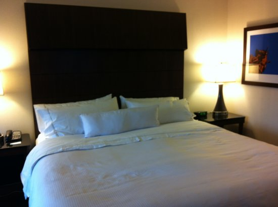 The Westin New York Grand Central:                                     Bed