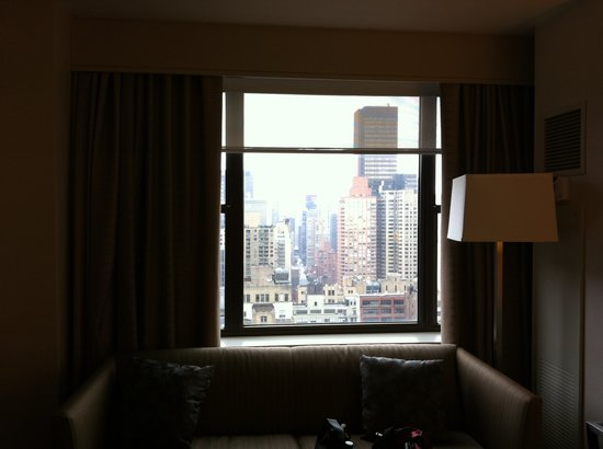 The Westin New York Grand Central:                                     View