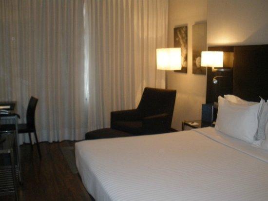 AC Hotel Cuzco : Cama