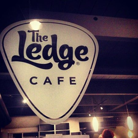 The Ledge Community Coffee House:                                     The Ledge