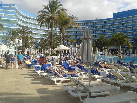Cleopatra Palace Hotel:                   Mediterranean Hotel