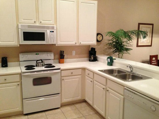 Bahama Bay Resort Orlando by Wyndham Vacation Rentals:                                     Kitchen